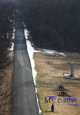 Gettysburg Military Park Road