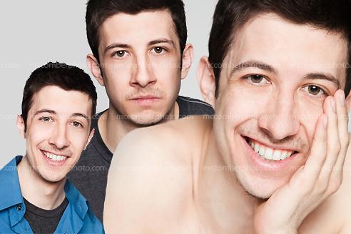 Stock Photo Gallery - Young Caucasian Male Guy Next Door Looks