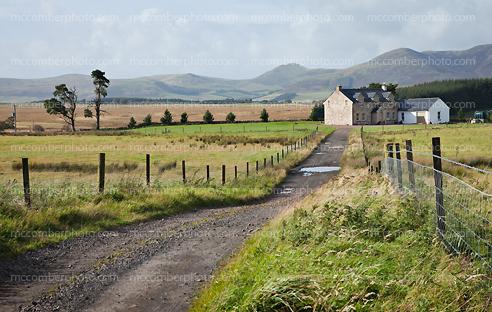 Country House near Edinburgh