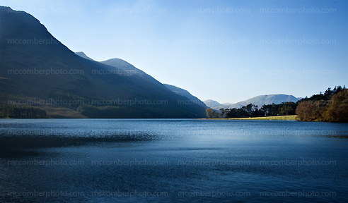 Lake District's Buttermere