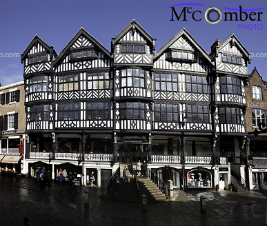 Featured Editorial Stock Photograph - The Grosvenor Shopping Centre in Chester