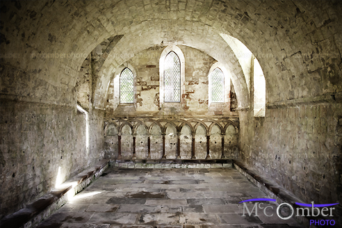 Stock Photograph: Dryburgh Abbey Chapel