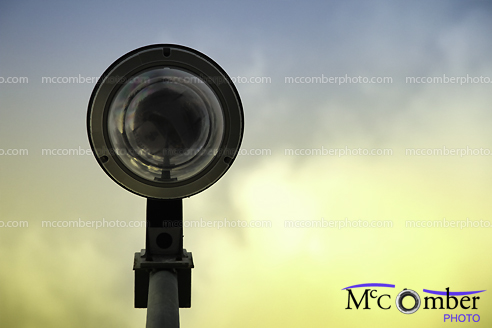Stock Photograph: Security Camera