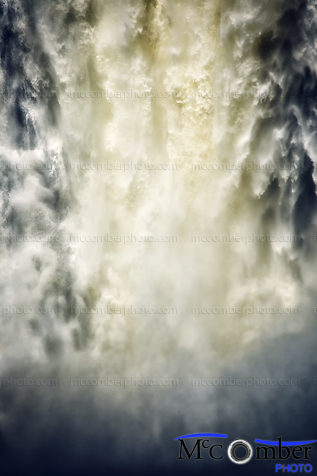 Stock Photograph - Montmorency Falls