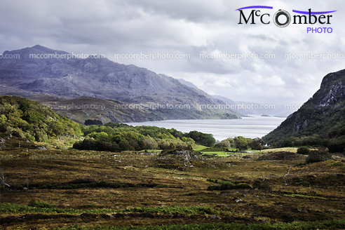Stock Photo - Wester Ross Coast Landscape