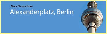 Stock photographs of Alexanderplatz, Berlin