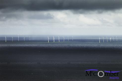 North Hoyle Wind turbines